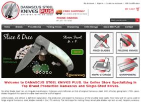 damascussteelknivesplus.com