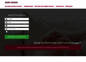 dame-cougar.com