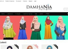 damhania.com