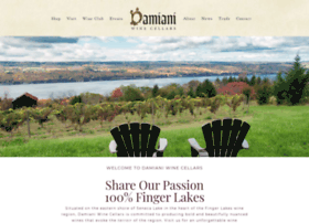 damianiwinecellars.com