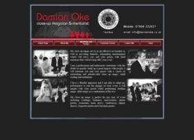 damianoke.co.uk