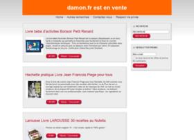 damon.fr