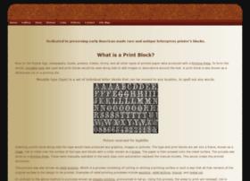 damoselsprintersblocks.com