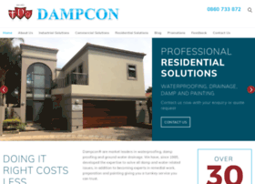 dampcon.co.za