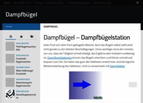 dampfbuegel.info