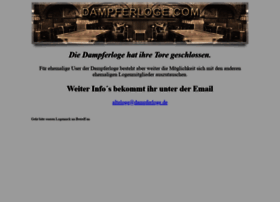 dampferloge.com
