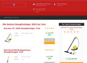 dampfreiniger-test.eu