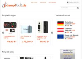 dampftick.de