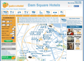 damsquarehotels.com