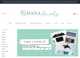 danadecals.com
