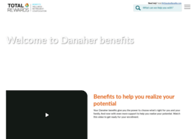 danaherbenefits.com