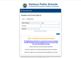 Danbury.powerschool.com