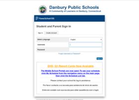 danbury.powerschool.com