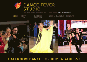 dance-fever-studio.com