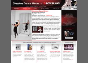 dance-mirrors.com