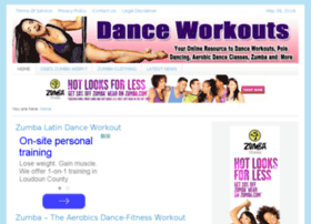 dance-workouts.com