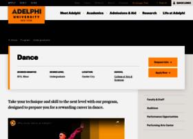 dance.adelphi.edu