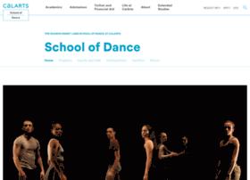 dance.calarts.edu