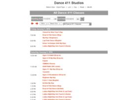 dance411studios.mhsoftware.com