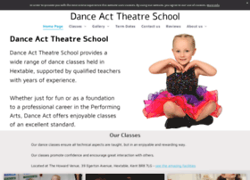 danceact.co.uk