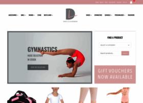 danceandleisurewear.co.uk