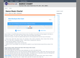 dancechart.net