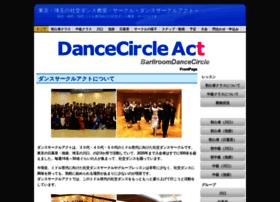 dancecircleact.com