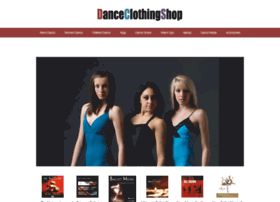 danceclothingshop.com