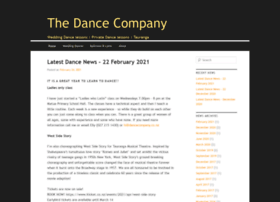 dancecompany.co.nz