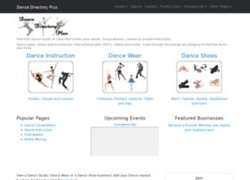 dancedirectoryplus.com