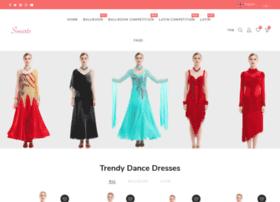 dance dress shop ballroom