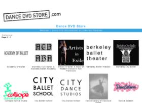 dancedvdstore.exposuremanager.com