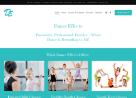 danceeffects.com