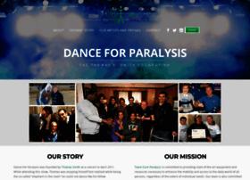 danceforparalysis.org