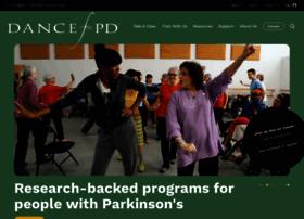 danceforparkinsons.org