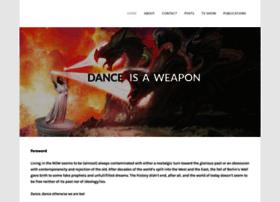 danceisaweapon.com