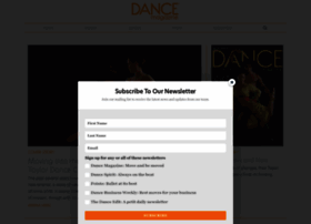 dancemagazine.com