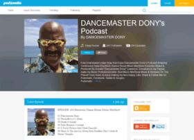 dancemasterdony.podomatic.com