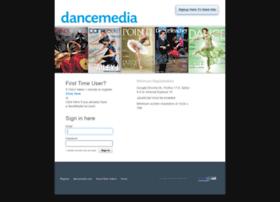 dancemedia.sendmyad.com