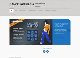 dancepadmania.com