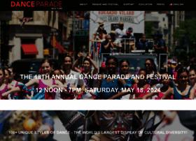 danceparade.org