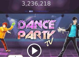 dancepartygame.com