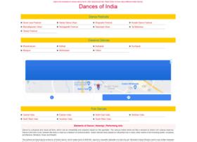 dances.iloveindia.com