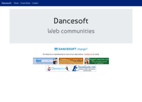 dancesoft.com