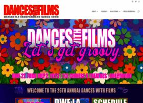 danceswithfilms.com
