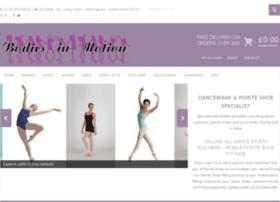 dancewearenpointe.trustedwebdesign.co.uk
