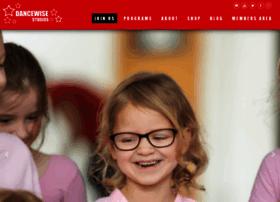 dancewisestudios.com
