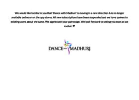 dancewithmadhuri.com