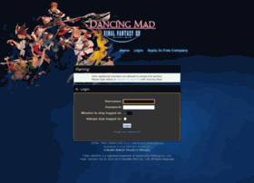 dancing-mad.com
