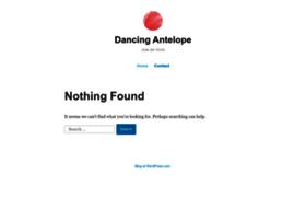 dancingantelope.com